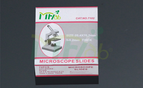 Glass Slides Pathology Grade