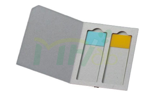 Paper Slider Mailer for 2 pieces Slides