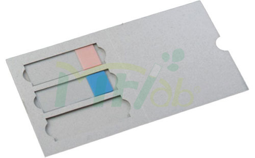 Paper Slider Mailer for 3 pieces Slides