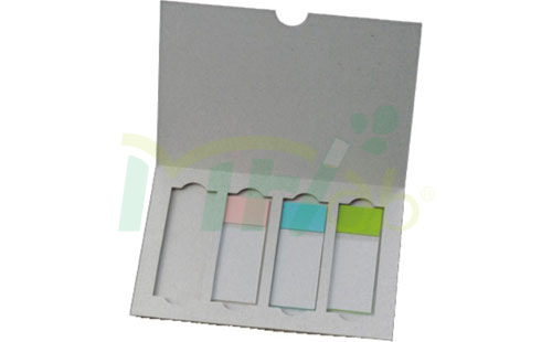 Paper Slider Mailer for 4 pieces Slides