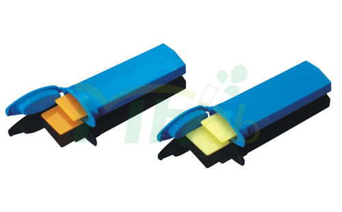 Plastic Slider Mailer for 2 pieces Slides